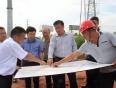 江东新区党委书记孔德胜率队到城市起步区组团调研