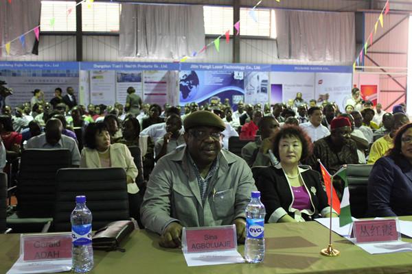 吉林省经贸代表团赴尼日利亚开展经贸推介活动成绩斐然