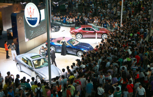 中国西南(昆明)国际汽车博览会蓄势待发 与您相约11月