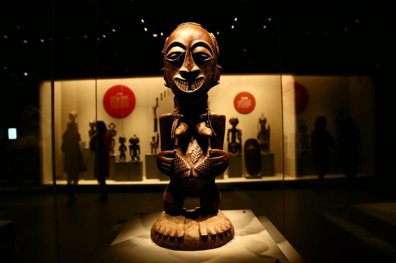 """非洲文化专题展""""非洲雕刻艺术""""将集中亮相蓉城"""
