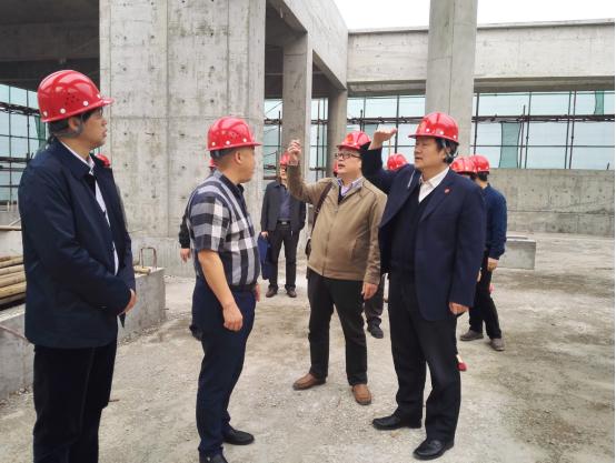 湖南省食药监局局长刘湘凌调研省局直属检验检测机构