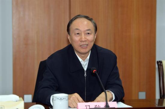 马秋林副省长调研药品监管工作