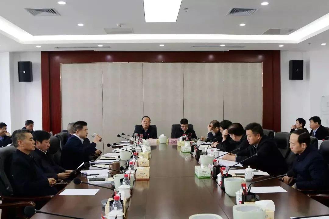河南省市场监督管理局党组传达学习省委十届八次全会精神