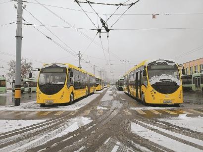 上海张江园区奥威科技为白俄罗斯带来绿色环保公交